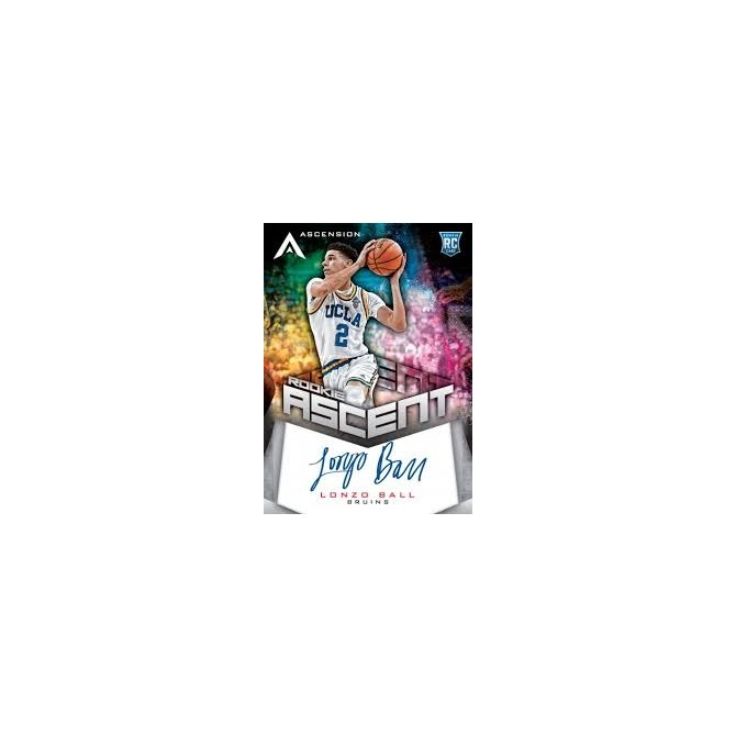 2017/18 Panini Ascension Full 12 Box Case PYT #16 **NEW PRICING**