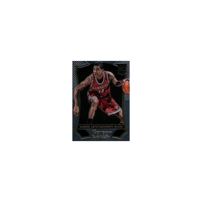 2013/14 Select Basketball 4 Box Random Teams #2 **Giannis, Olidipo!!**