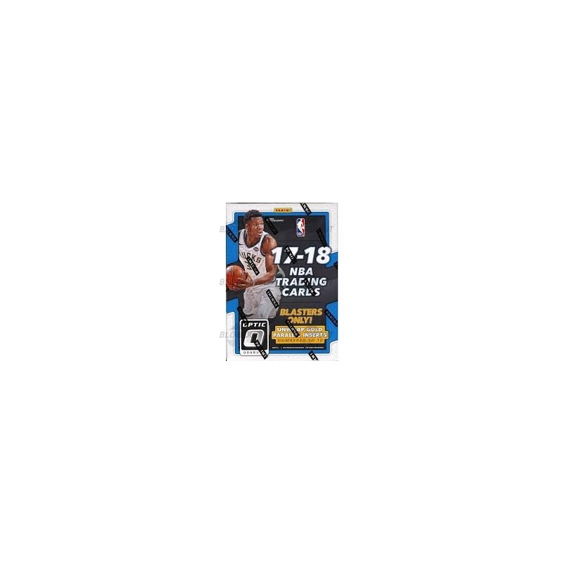 2017/18 Optic Basketball Full 20 Box Blaster Case Random Teams #7 + Mosaic,(2) Immaculate Soccer Spots
