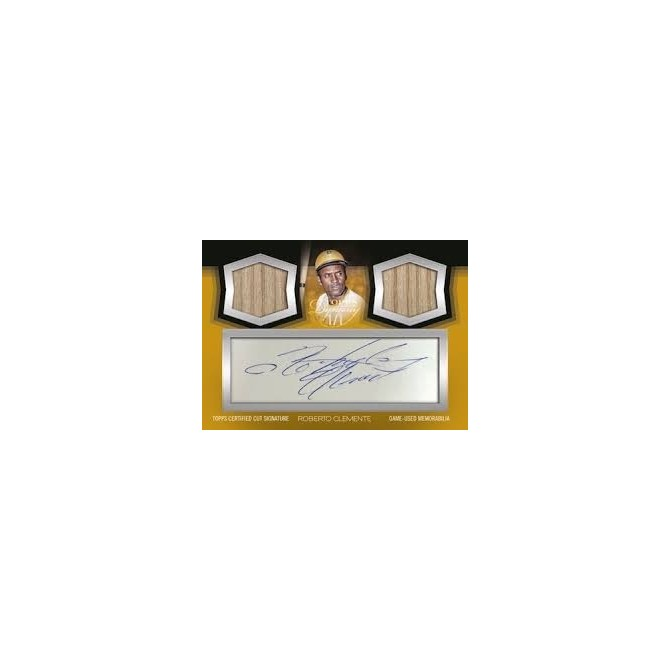 2018 Topps Dynasty Full Case Random Box #1 (12/7 Release)